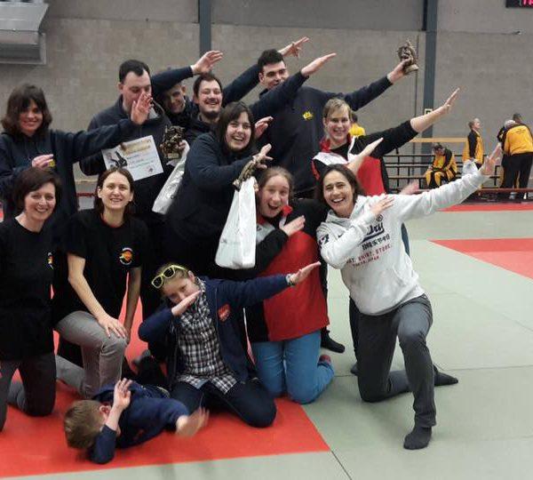 G-judo tornooi een succes!